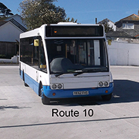 St Ives Buses - Route 10